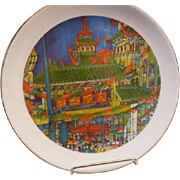 Chicago Collection Plates 1977