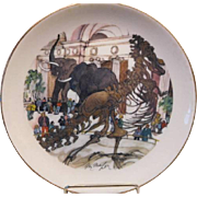 Chicago Collection Plates 1979  and 1980