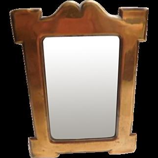 Photo Frame Brass - C.1910-20