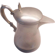 Sterling silver Jug with lid