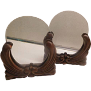 Photo Frames - Pair Art Nouveau c.1910-15