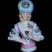 German Half Doll