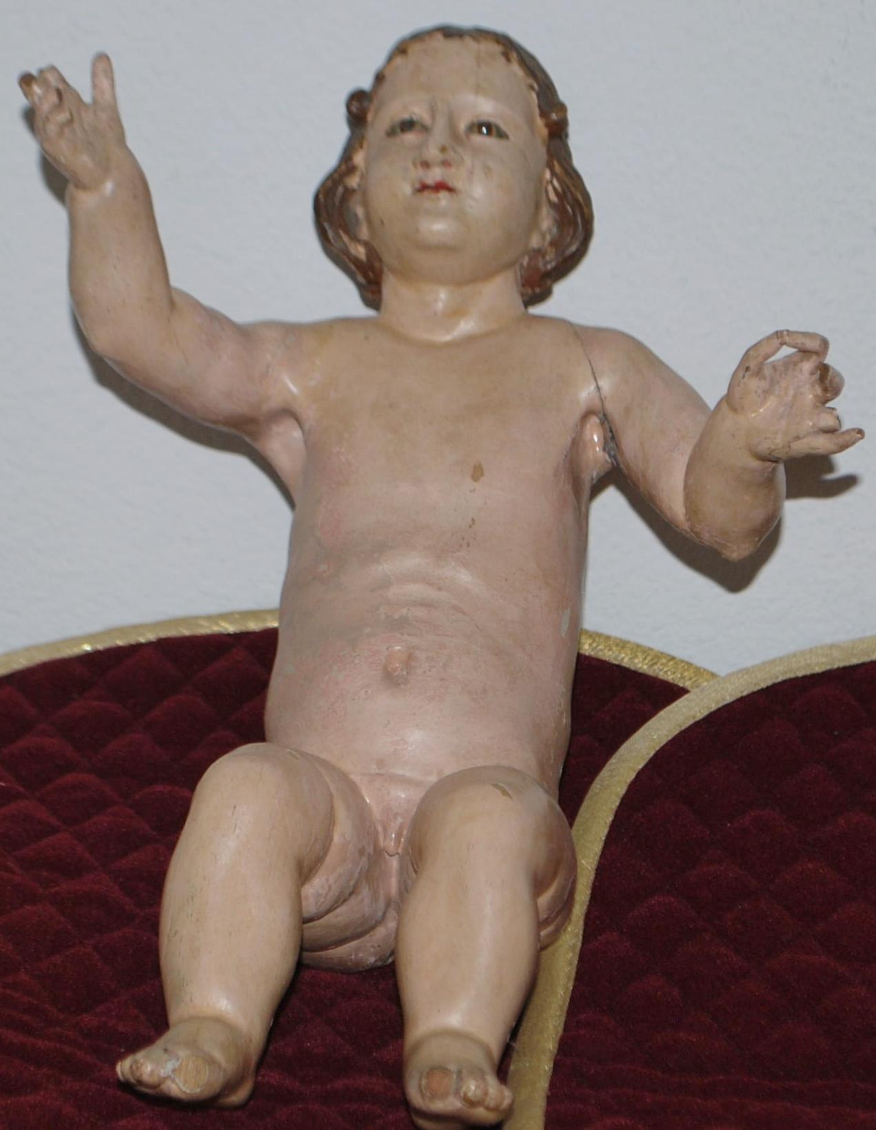 Italian Creche Figure circa 1800