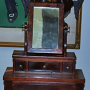 Fine American Miniature New England Dresser, c.1830-40