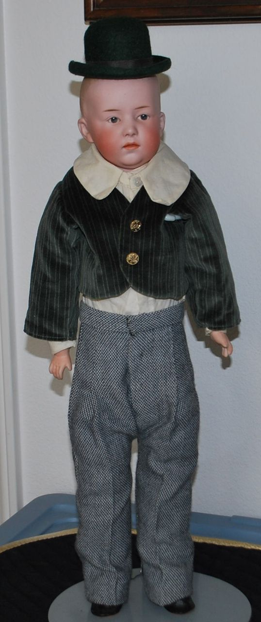 Gebruder Heubach Character Doll
