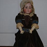 """25"""" K*R Simon Halbig Doll"""