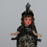 German Flapper Doll