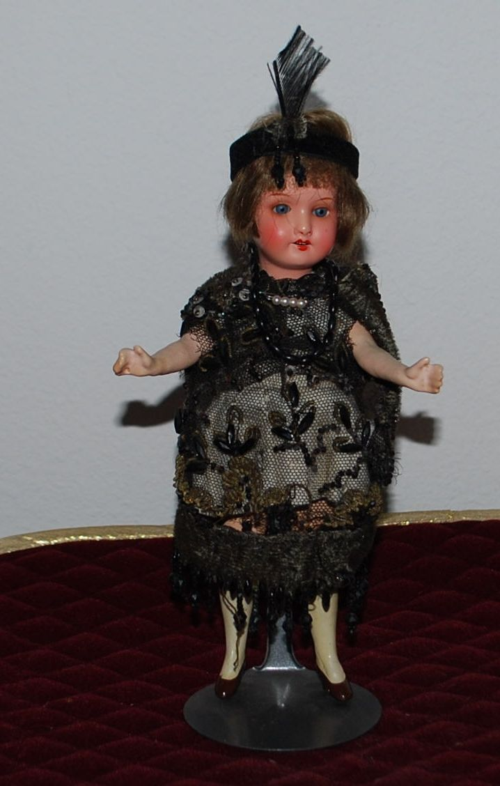 German Flapper Doll From Antiqueworldusa On Ruby Lane