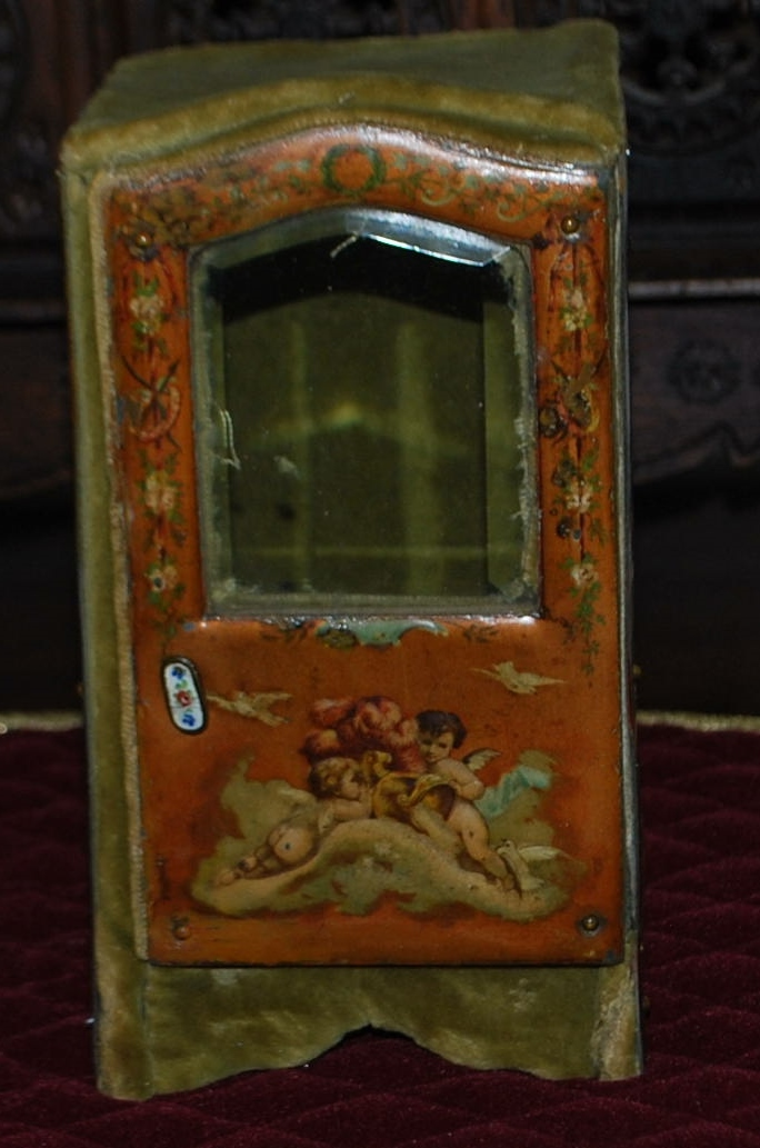 French Chinoiserie Sedan Chair