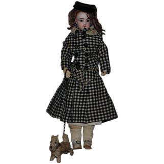 Francois Gaultier French Fashion Doll