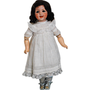 Gebruder Heubach Character Child  Doll