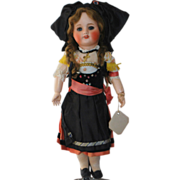 "15"" All Original French Doll"