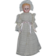 English Wax Doll
