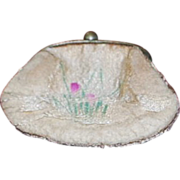 Miniature Silk French Purse