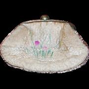 Miniature Silk French Purse