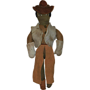 All Original Cowboy Doll
