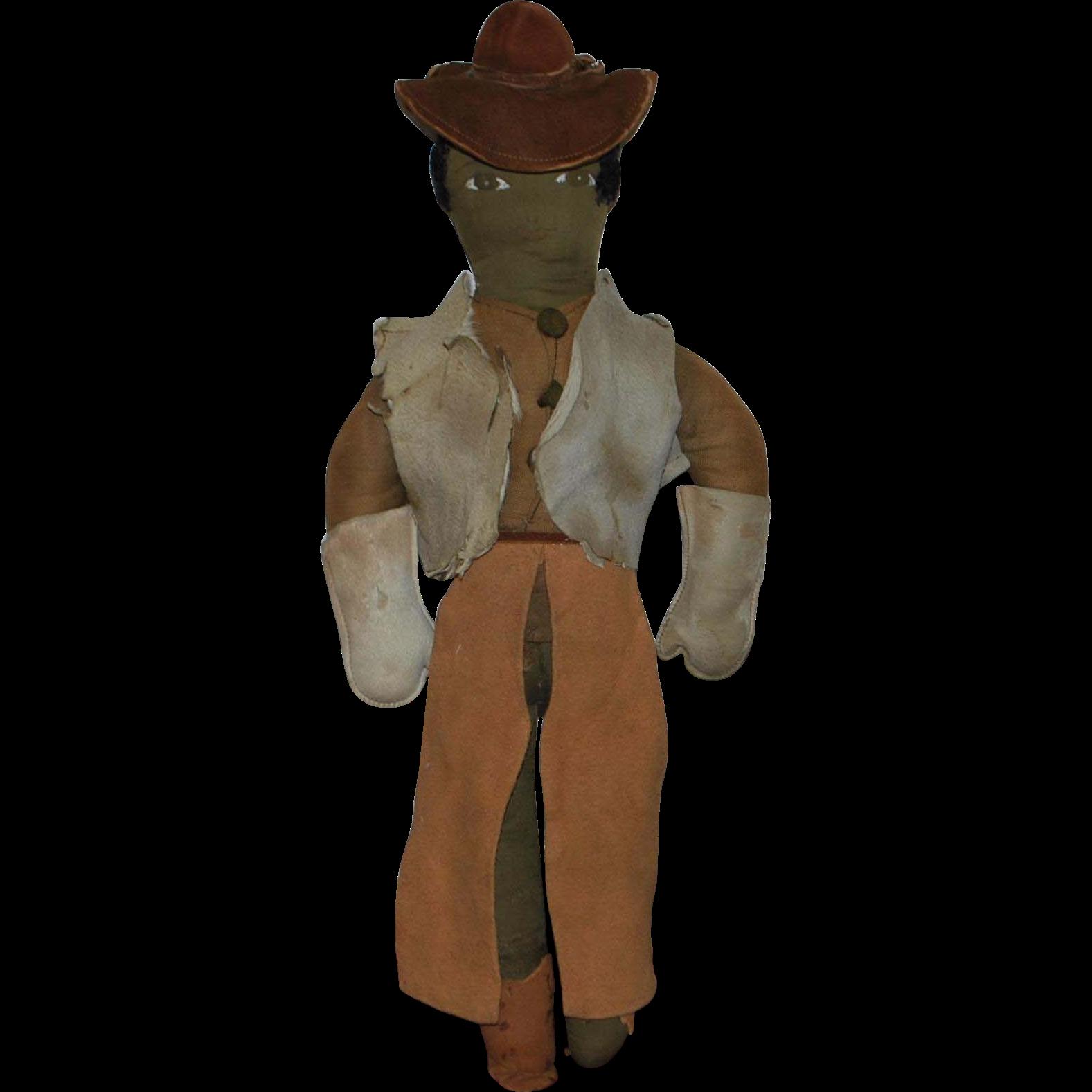 All Original Cowboy Doll