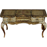 Miniature Italian Dressing Table