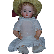 "14"" Gorgeous Bahr & Proschild Doll"