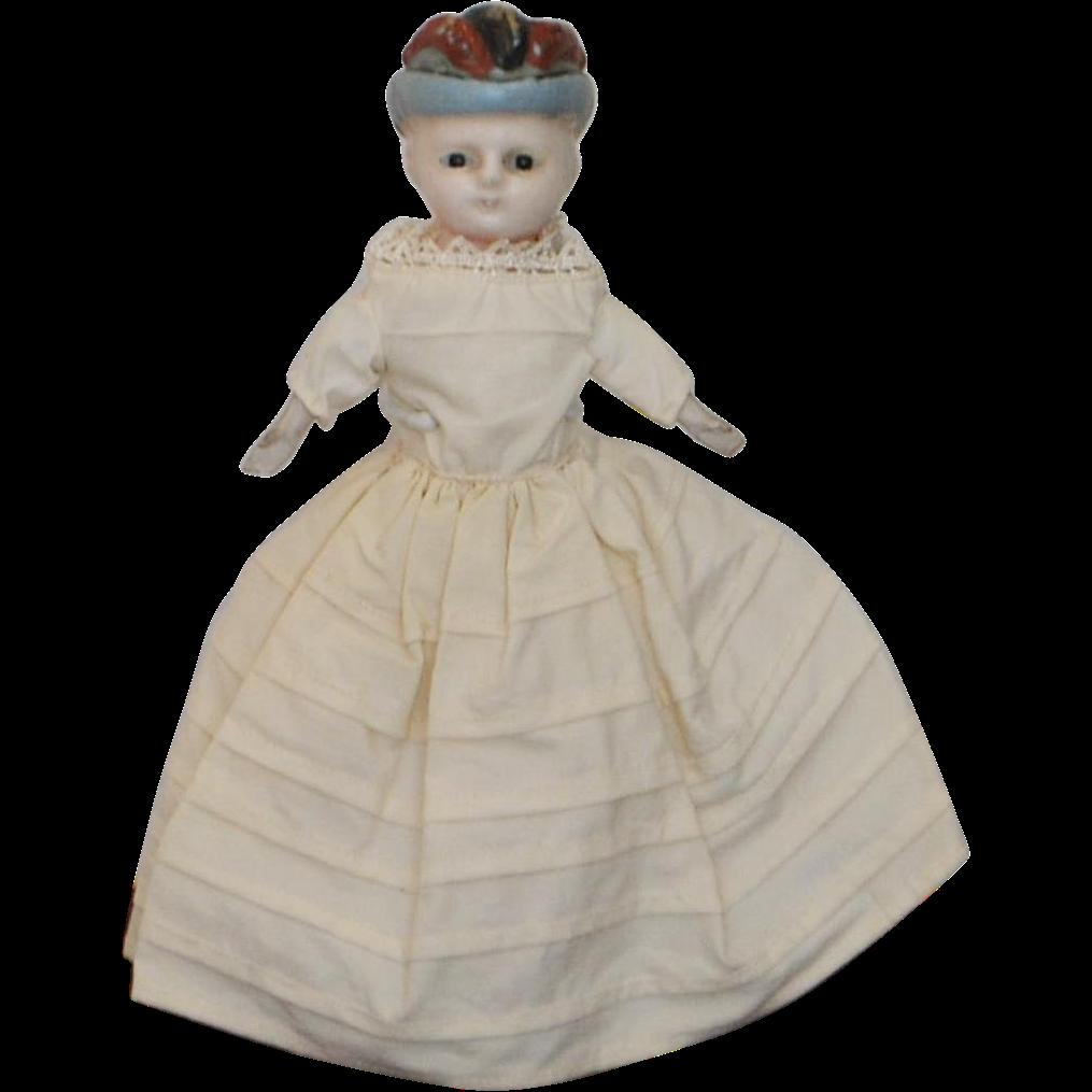 Bonnet Head Doll