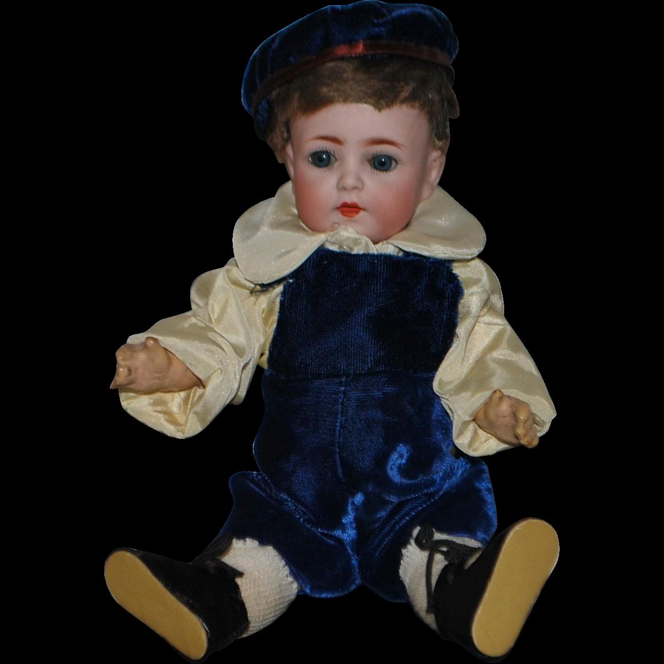 Franz Schmidt Character Breather Doll
