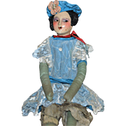 POUPEES GERBS Boudoir Doll - circa 1927-1930