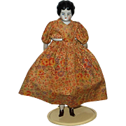 "7"" German China Head Doll"