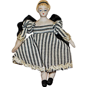 "3"" Victorian Doll"