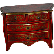 Miniature French Chest