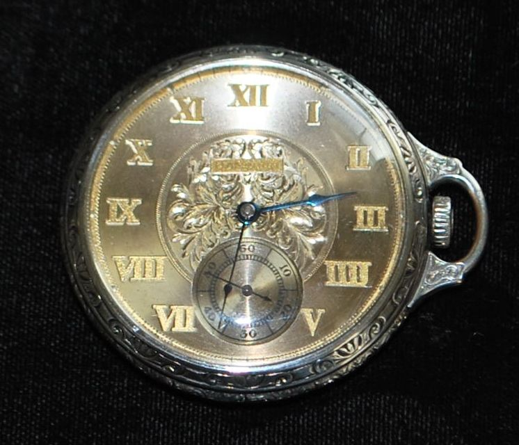 Hampden 21J John Hancock Pocket Watch, c. 1899