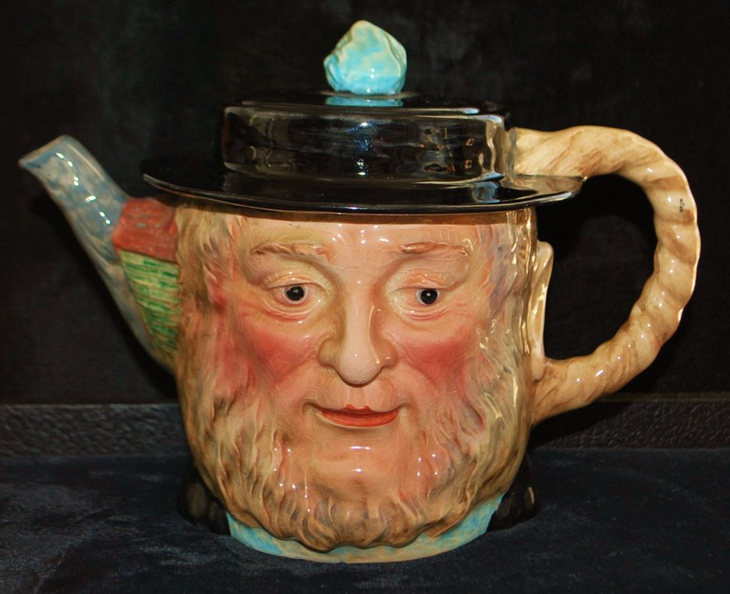 Beswick Pottery Character Teapot Quot Peggotty Quot 1940 S From