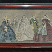 Victorian Lady's Dresser Tray,c.1890