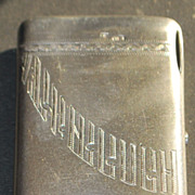 Russian 84 Silver Lady's Purse, c. 1910