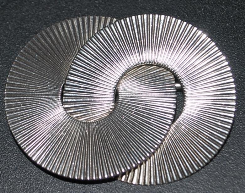 Stieff Sterling Silver Retro Circle Brooch -1940's