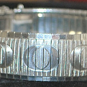 "Italian Sterling Silver Vintage 8""  Bracelet"