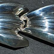 Sterling Silver Designer Leaf Style Bracelet