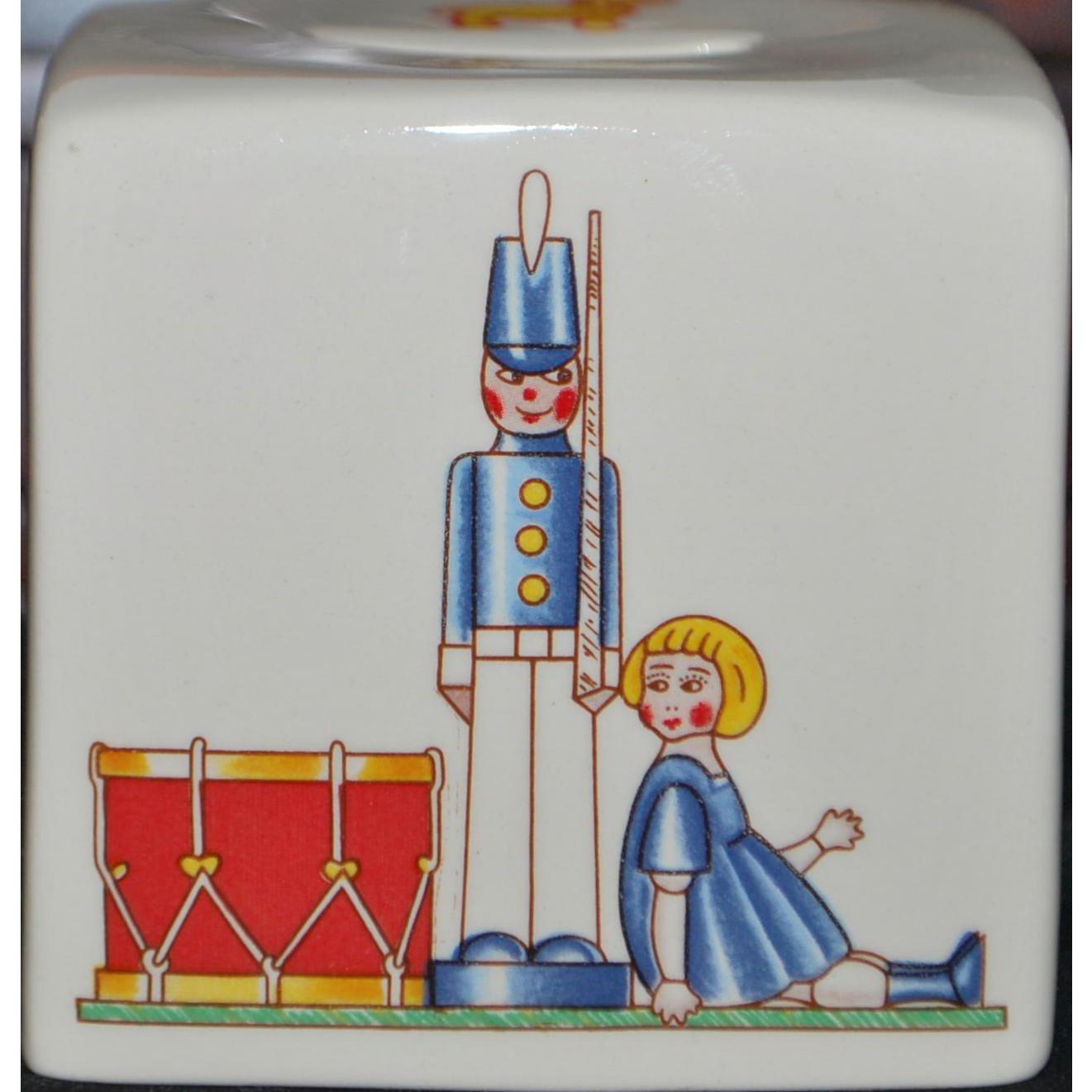 Tiffany & Co. Mason's of England Toy Child's Bank