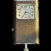Swiss Art Deco Oscar Fresard Chronometre Watch - 1920's