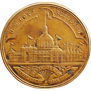 Columbian Exposition Medal - 1893