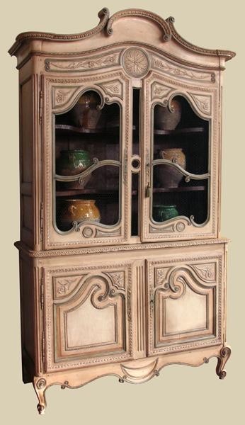 """Louis XV Style """"Buffet Cauchois"""""""