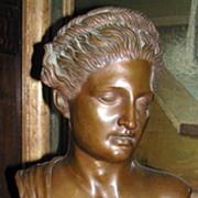 Italian Bronze Bust