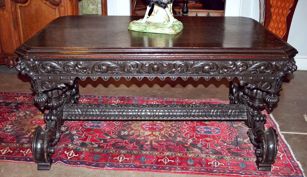 English Oak Table