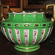 Large Porcelain Jardiniere.