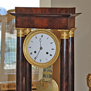 Beautiful French Empire Clock