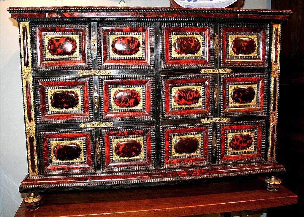 Italian Tortoise Cabinet