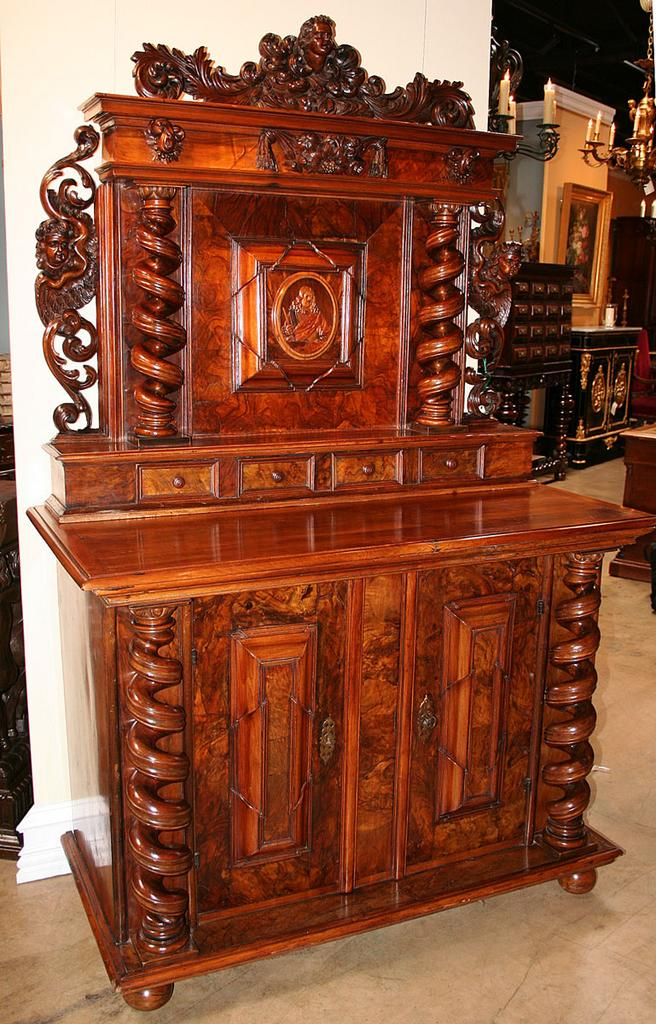 Exceptional 18th Century French Cabinet