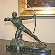 Art Deco Bronze