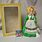 Effanbee Storybook Collector Doll - Mother Hubbard