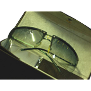 Gucci Italy Designer Sunglasses Certificate of Authenticity