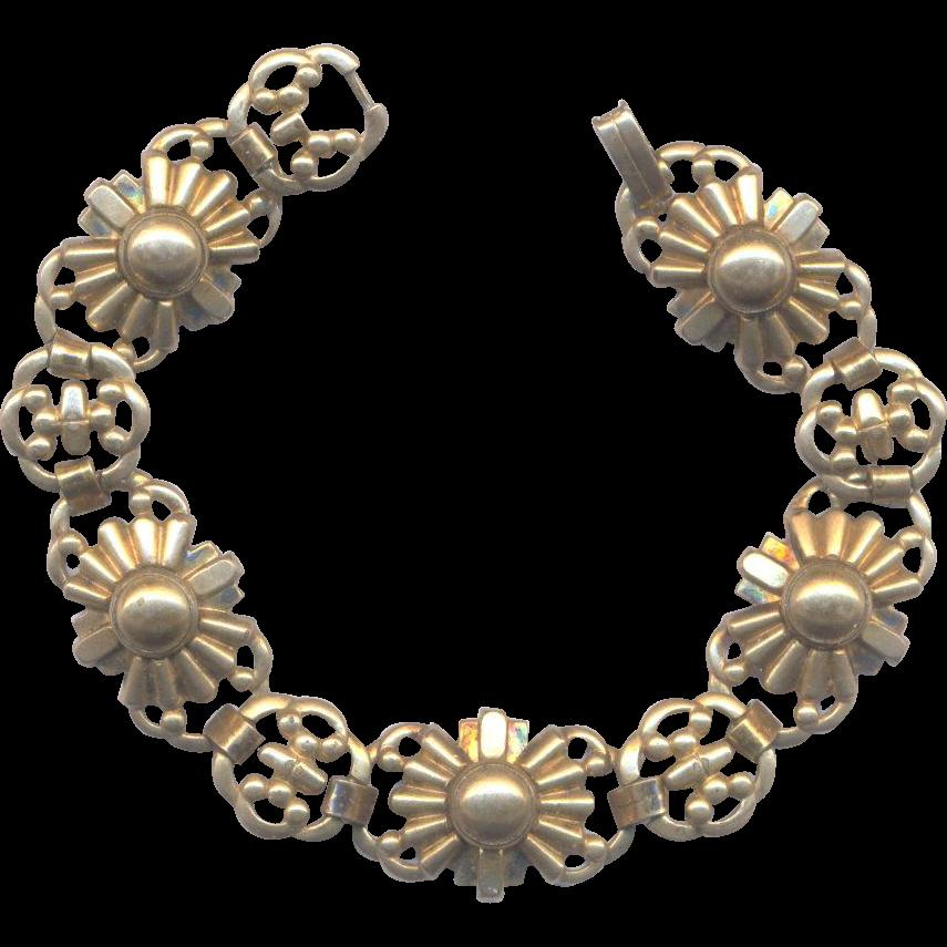 Goldfilled Marked Bracelet